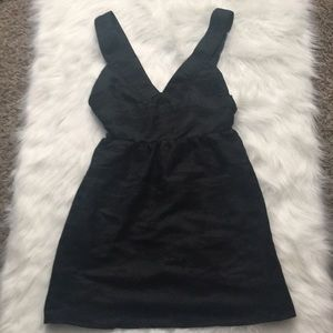 H and M little black dress size 10